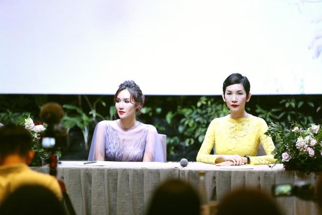 Xuan Lan,  Kim Nguyen,  Hoa hau Quy ba chau A 2016 anh 2