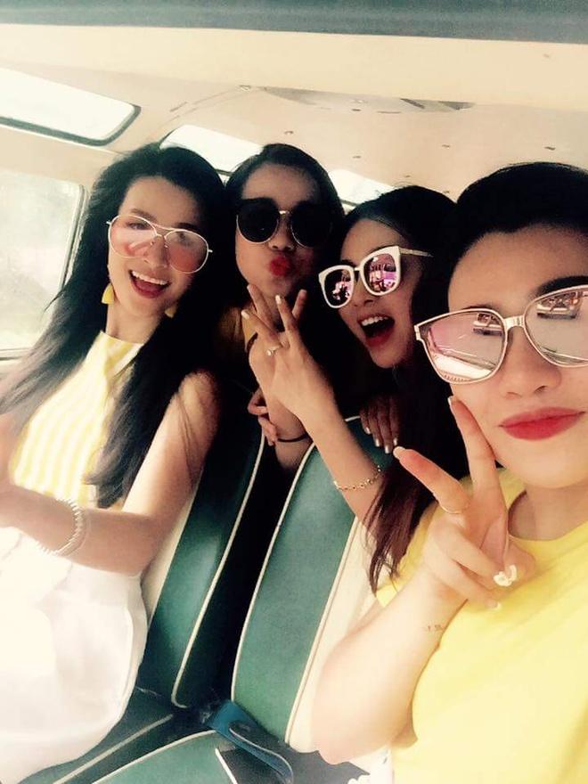 hau truong MV cua Dong Nhi va nhom Hello Yellow anh 6