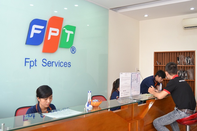 FPT Services dat 'Doanh nghiep tin cay vi nguoi tieu dung' hinh anh