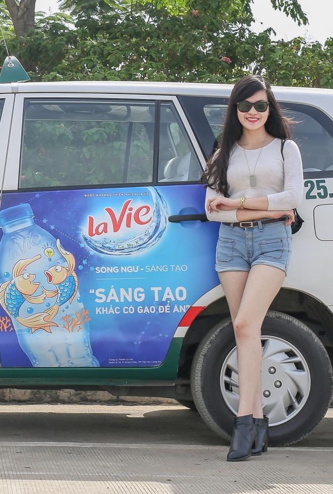 Hot teen Viet hao hung selfie voi La Vie 12 chom sao hinh anh 8