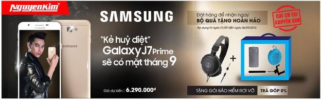 Samsung Galaxy J7 Prime,  smartphone,  Nguyen Kim anh 5