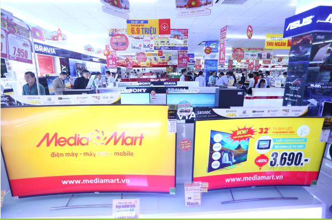 MediaMart khai truong sieu thi dien may thu 25 tai Ha Noi hinh anh 5