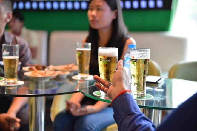 Quy trinh san xuat bia doc dao cua Heineken hinh anh 5