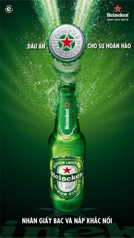 Quy trinh san xuat bia doc dao cua Heineken hinh anh 7