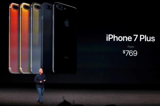 iPhone 7 ra mat hinh anh