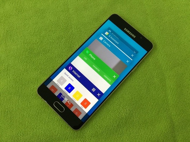 Samsung Galaxy A7 2016 xach tay ve VN gia 5,7 trieu dong hinh anh