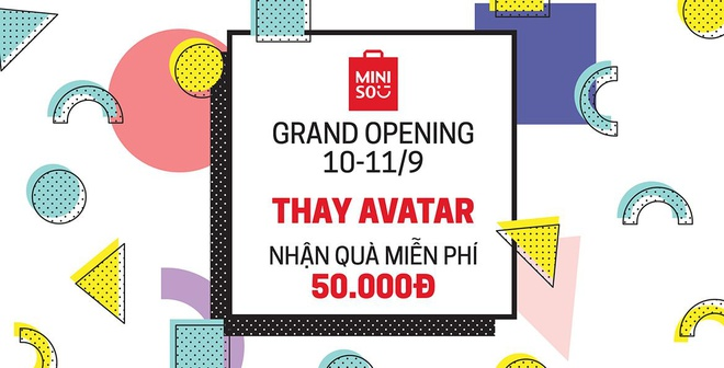 Miniso chao Viet Nam voi 5.000 qua tang va 2 show am nhac hinh anh 1
