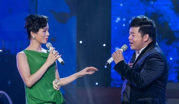 Le Quyen, Quang Le hoi ngo trong liveshow 'Bien tinh' hinh anh
