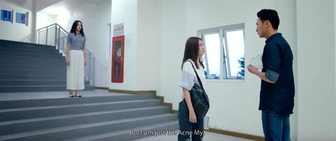 Sau 'Tam Cam', Ha Vi va Lan Ngoc hoi ngo trong phim ngan hinh anh 4