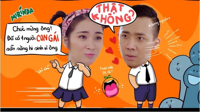 Tran Thanh, Hari Won bat mi chuyen tinh ga bong hinh anh 5