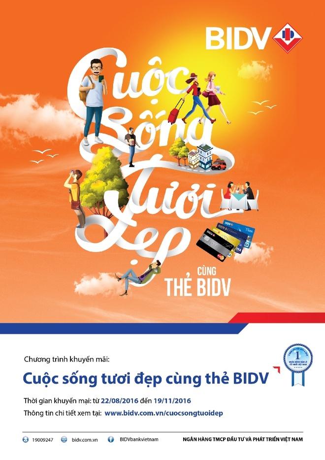 The BIDV giup khach hang tan huong cuoc song hinh anh 1