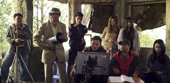 Nhung diem an tuong trong 'Phim truong ma' cua Vu Thai Hoa hinh anh 1