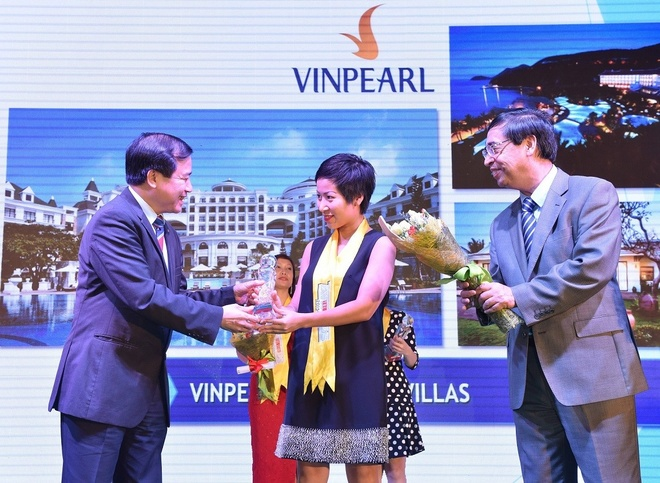 Vinpearl dat top 10 giai thuong The Guide Awards 2016 hinh anh 1