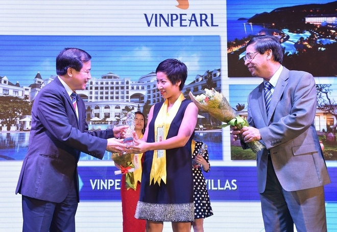 Vinpearl dat top 10 giai thuong The Guide Awards 2016 hinh anh