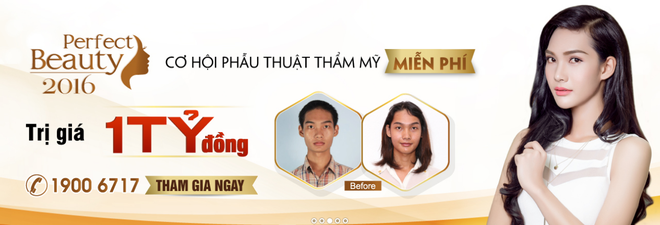 Gianh co hoi phau thuat tham my mien phi tri gia 1 ty dong hinh anh 1