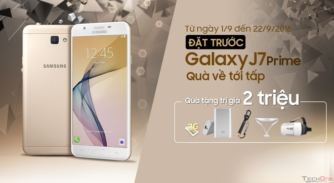 TechOne,  Galaxy J7 Prime anh 5