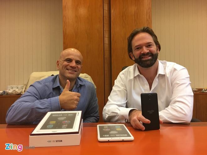 Wexler gia nhap phan khuc smartphone, tablet gia mem tai VN hinh anh 3