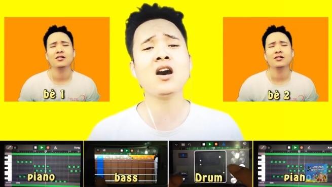 Cuoc thi am nhac online Ha Tran cham diem thu hut gioi tre hinh anh 2