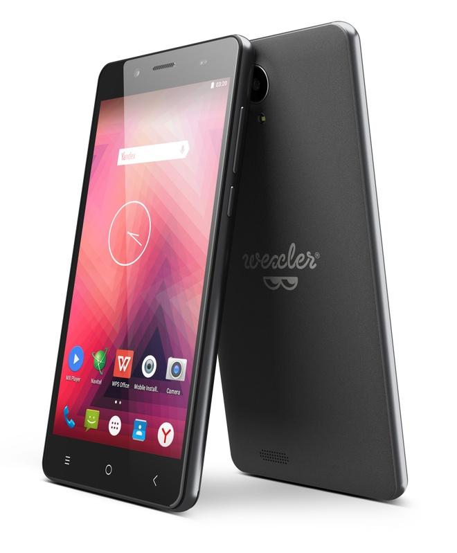 Wexler gia nhap phan khuc smartphone, tablet gia mem tai VN hinh anh 1
