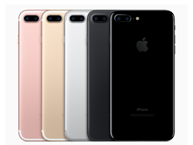 Suc nong cua iPhone 7 trong ngay dau co hang tai Viet Nam hinh anh