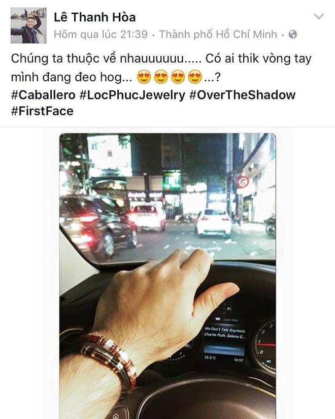 Fashionista Viet thich thu voi vong tay la mat hinh anh 2
