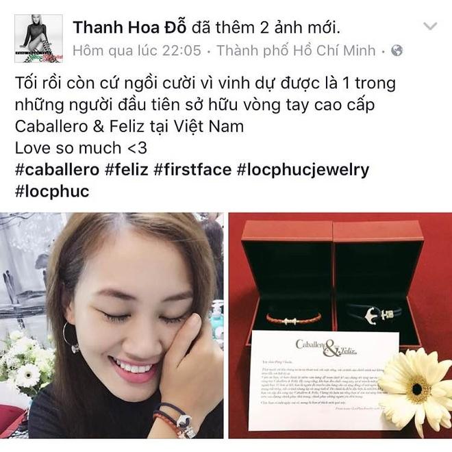 Fashionista Viet thich thu voi vong tay la mat hinh anh 3