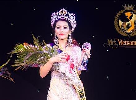 Nhan sac cua dai dien Viet Nam tham du Mrs World 2016 hinh anh
