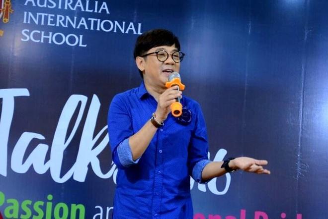 Thanh Loc: 'Hoc sinh nen tim dam me tu nhung so thich nho' hinh anh