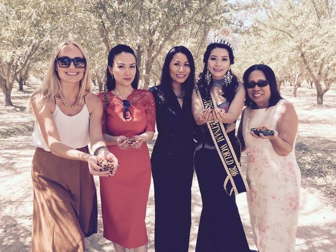 Nhan sac cua dai dien Viet Nam tham du Mrs World 2016 hinh anh 6
