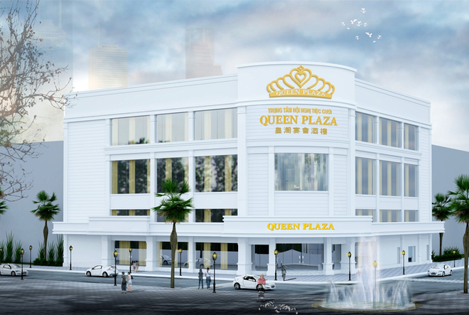 Queen Plaza anh 3