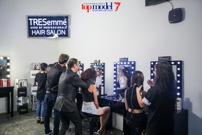 Vietnam's Next Top Model 2016,  TRESemme anh 2