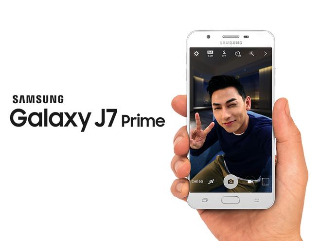 Samsung J7 Prime vua mo ban da thu hut nhieu khach hang hinh anh 1