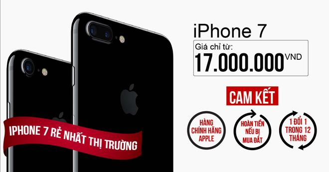 iPhone 7 ha gia con 17 trieu dong hut khach hinh anh 4