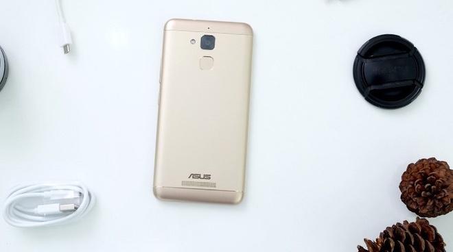 ZenFone 3 Max: Smartphone tam trung nhieu tinh nang cao cap hinh anh 1