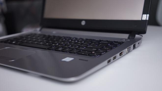 HP ProBook 440 G3 2016: Thiet ke dep, ban phim chong nuoc hinh anh 3