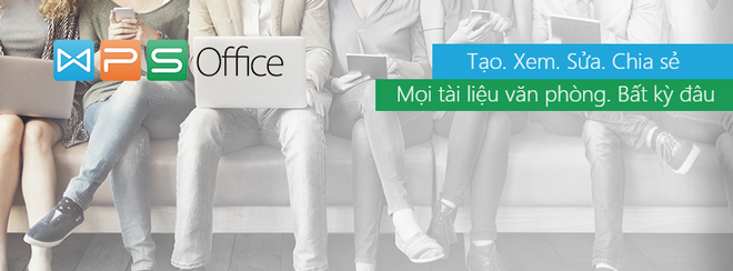 WPS Office 2016 anh 2