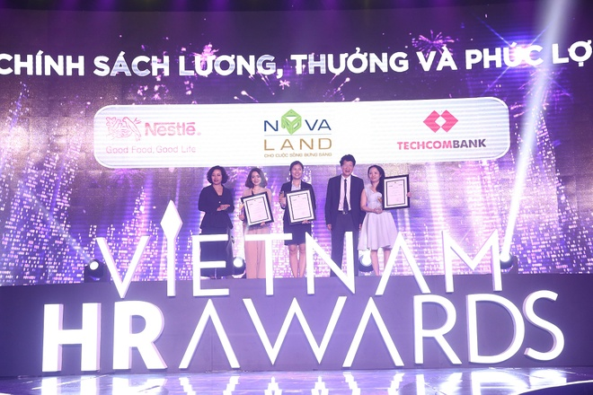 Novaland dat giai tai 3 hang muc cua Vietnam HR Awards 2016 hinh anh 2
