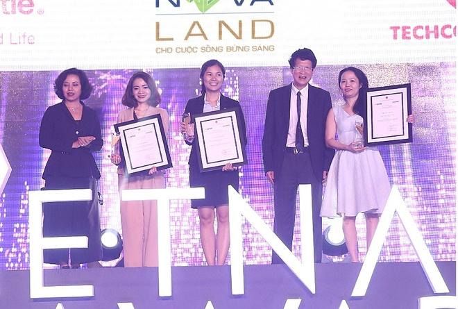 Novaland dat giai tai 3 hang muc cua Vietnam HR Awards 2016 hinh anh