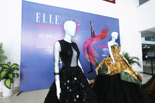 ELLE Fashion Journey - noi nhung dam me nghe thuat toa sang hinh anh 1