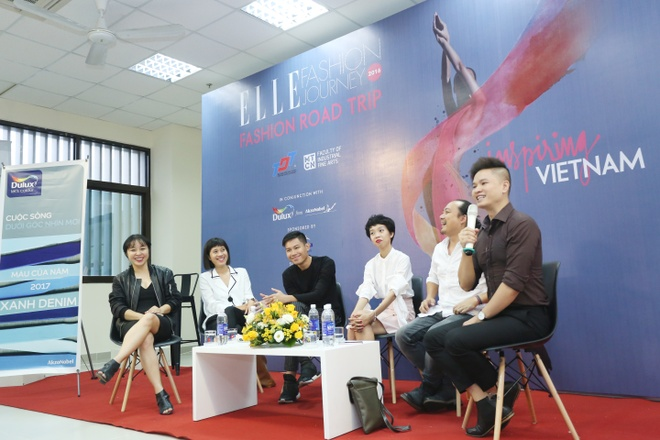 ELLE Fashion Journey - noi nhung dam me nghe thuat toa sang hinh anh 2