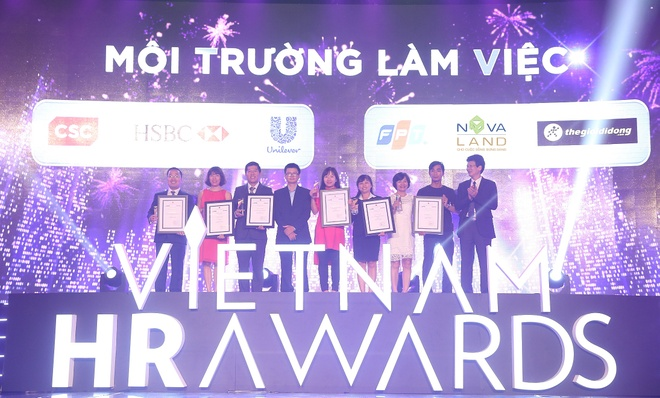Novaland dat giai tai 3 hang muc cua Vietnam HR Awards 2016 hinh anh 4