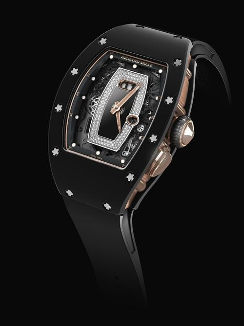 Dong ho Richard Mille RM 037 voi thiet ke xe dua thanh lich hinh anh 1