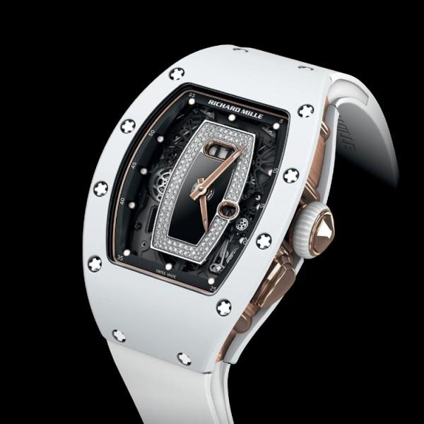 Dong ho Richard Mille RM 037 voi thiet ke xe dua thanh lich hinh anh 3