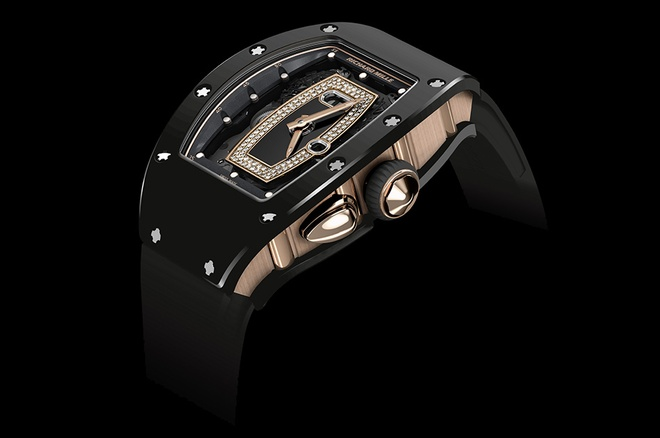 Dong ho Richard Mille RM 037 voi thiet ke xe dua thanh lich hinh anh 4