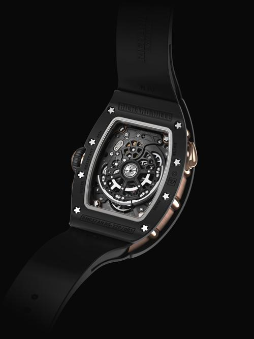 Dong ho Richard Mille RM 037 voi thiet ke xe dua thanh lich hinh anh 5
