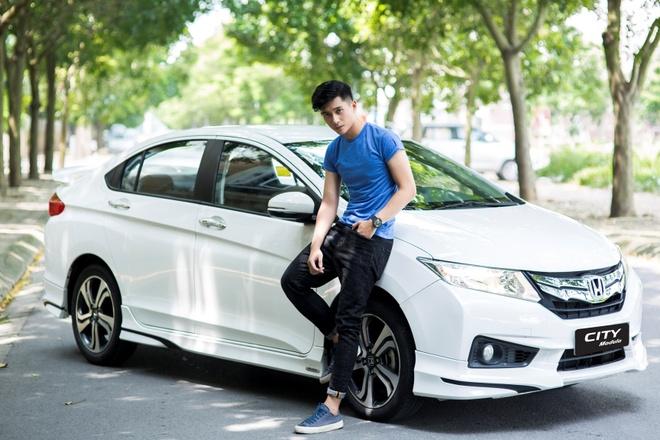 Honda City 2016 bo sung nhieu phu kien the thao hinh anh 2
