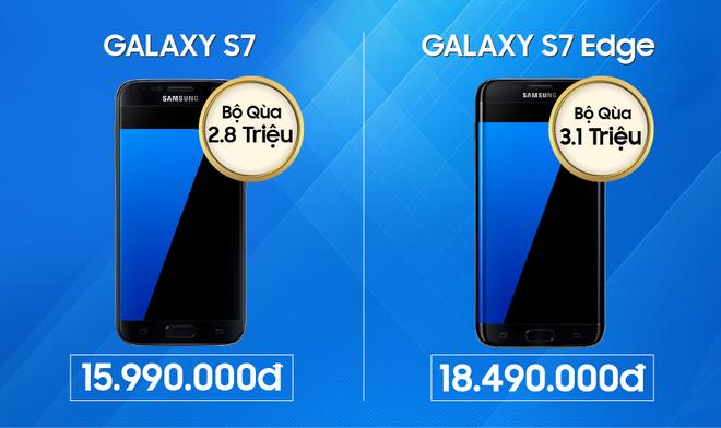 Doi iPhone, Samsung cu lay Galaxy S7, S7 edge moi hinh anh 4