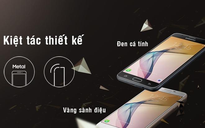 Mua Galaxy J7 Prime, nhan qua lon tai Hoang Ha Mobile hinh anh 2