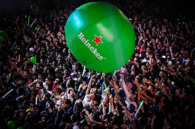 Heineken Green Room anh 5
