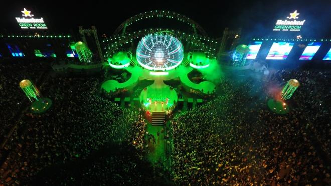 Heineken Green Room anh 6